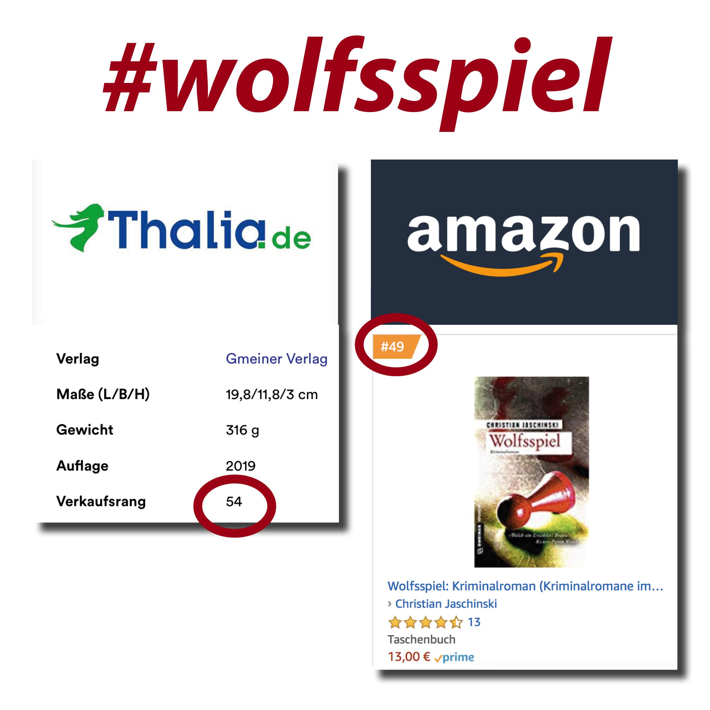 Wolfsspiele