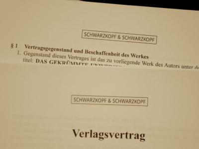 Christian Jaschinski | Vertrag